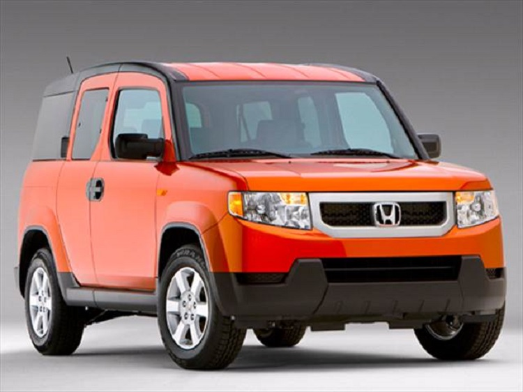 2016 honda element redesign features price specs. Black Bedroom Furniture Sets. Home Design Ideas