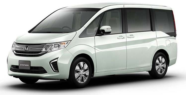 2016 Honda Stepwgn Redesign Changes Japan Price