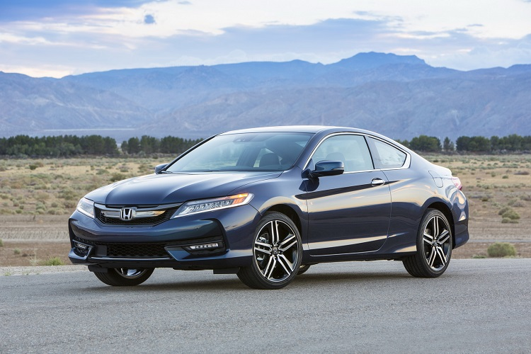 2017 Honda Accord Coupe - review, V6, changes, price
