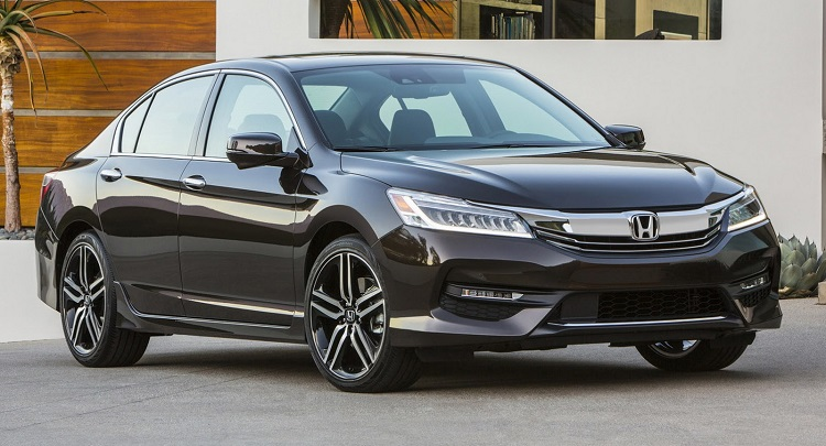 2017 Honda Accord Changes