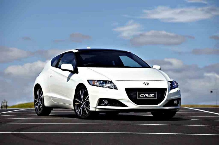 2017 Honda CR-Z front view