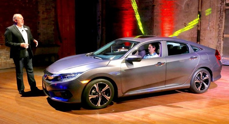 Honda Civic Sedan Redesign Features Specs Price