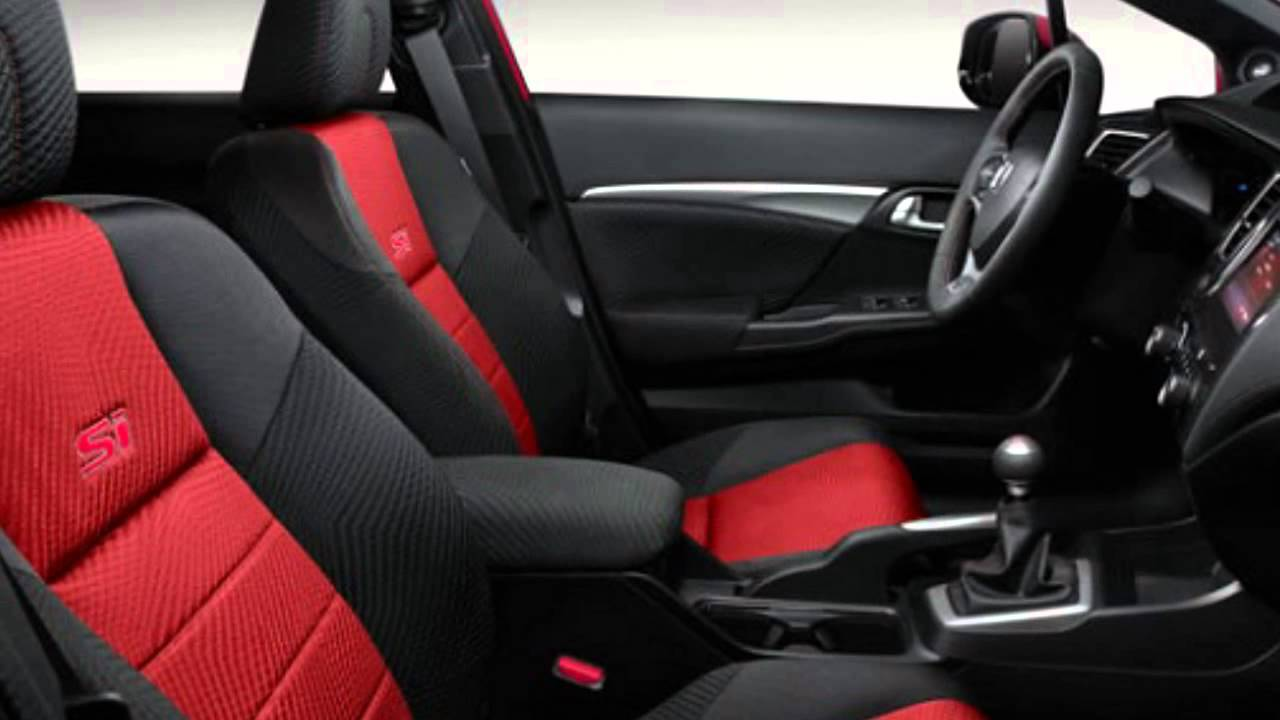 2017 honda civic si interior 2017 honda news - 2016 honda civic si coupe interior ...