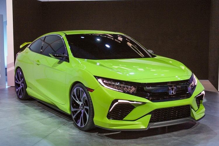 2017 Honda Civic Si - turbo, sedan, coupe, release date
