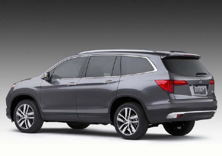 2017 honda pilot review carplay elite release date price. Black Bedroom Furniture Sets. Home Design Ideas