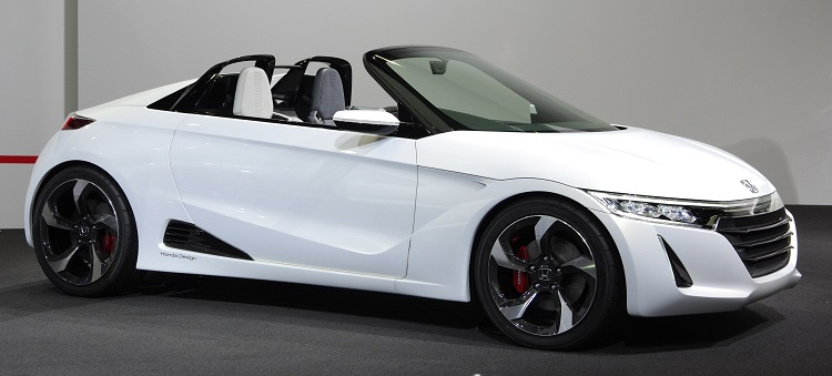 2017 Honda S660 - concept, features, release date, price