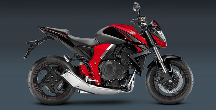 2016 Honda CB1000R side view