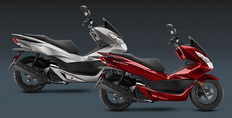 2016 Honda PCX150 colors