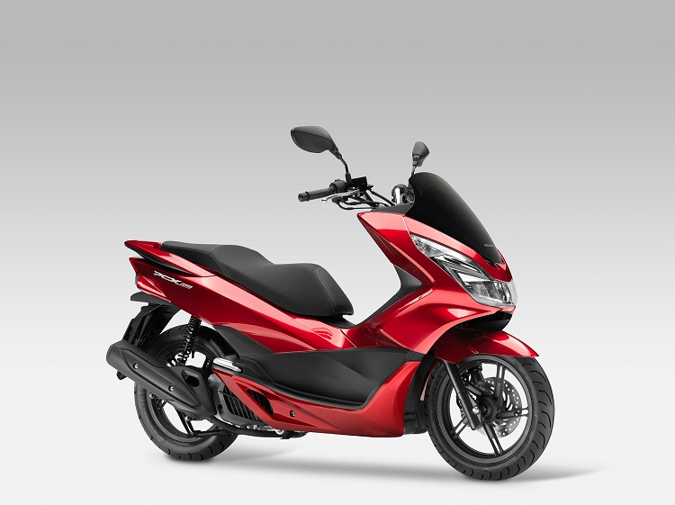 2016 Honda PCX150 - review, top speed, price, colors, specs