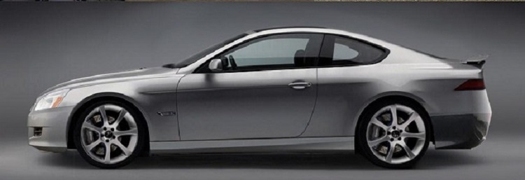2016 Honda Prelude side view