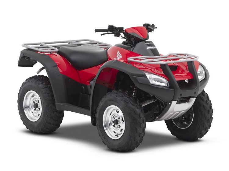 2016 Honda Rincon - review, specs, top speed, 680