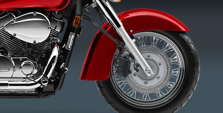 2016 Honda Shadow Aero fender, front wheel