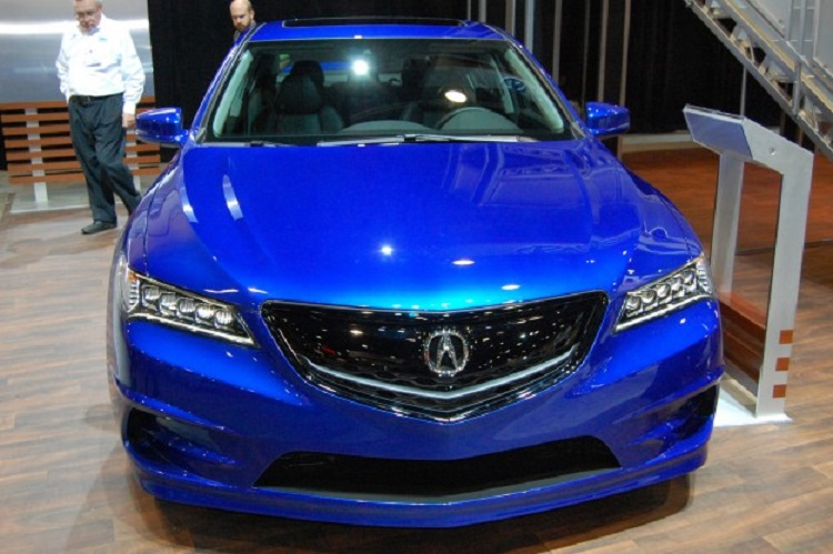 2017 Acura Integra front view
