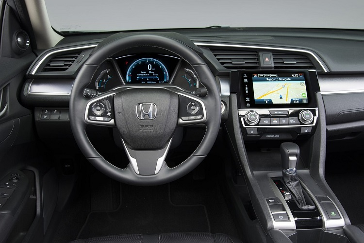2017 Honda Civic Hybrid Interior Copy