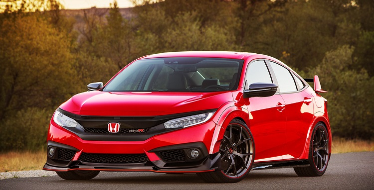 2018 Honda Civic Sedan Type R