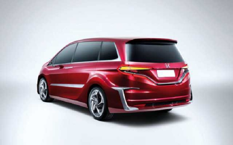 2017 Honda Odyssey - awd, release date, redesign, changes