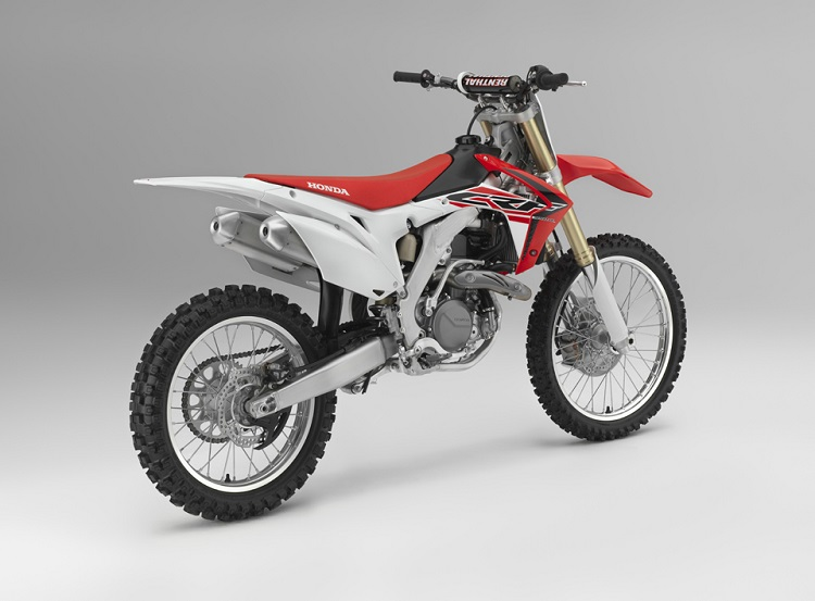 2016 Honda CRF450R rear view