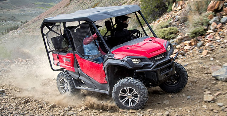 2016 honda pioneer 1000 5 review deluxe specs price. Black Bedroom Furniture Sets. Home Design Ideas