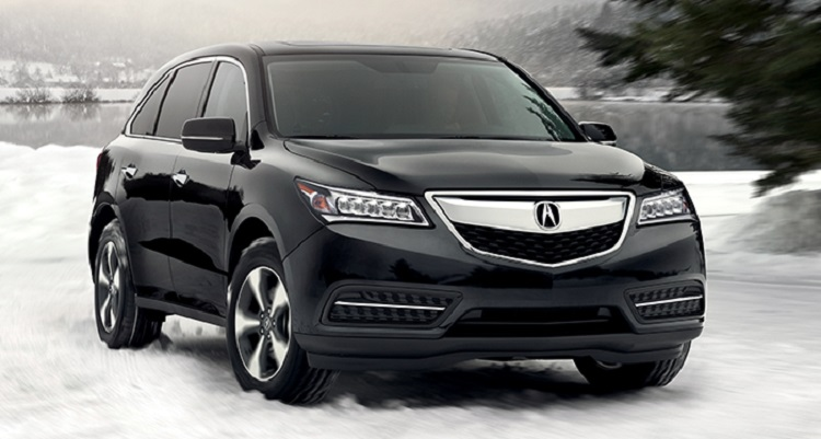 2018 acura mdx redesign features changes price. Black Bedroom Furniture Sets. Home Design Ideas