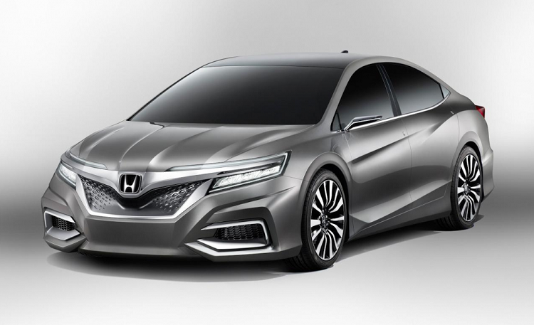 2018 Honda Accord Sedan front view