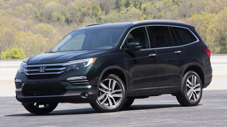 2018 honda pilot redesign release date changes price for New honda pilot 2017