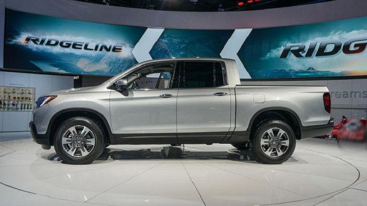 2018 honda truck. beautiful truck 2018 honda ridgeline side view and honda truck