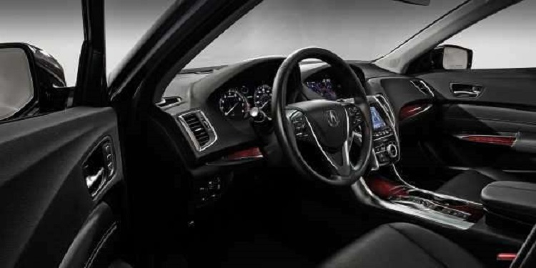 2018 Acura TLX - specs, changes, interior, release date, price