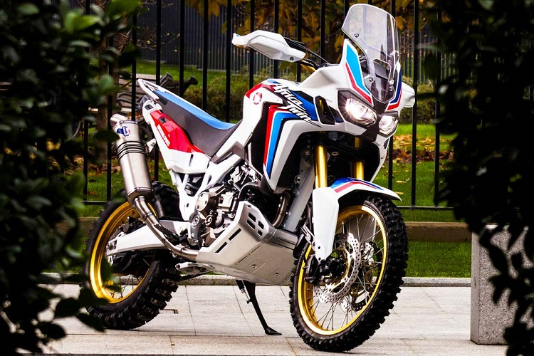 2017 Honda Africa Twin Review Colors Changes Specs
