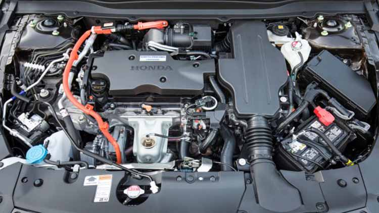 2018 Honda Accord Hybrid engine