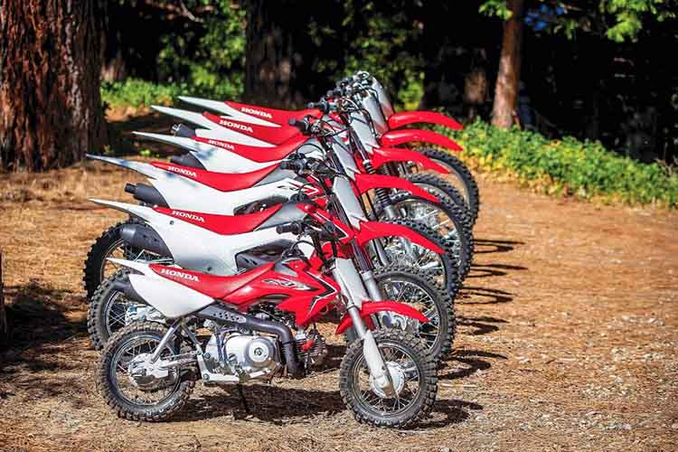 2018 honda crf110f specs top speed price dirt bike for Honda crf110f top speed