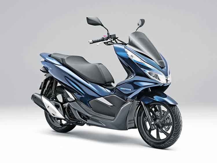 2018 Honda PCX Electric - scoother, price, specs, range ...