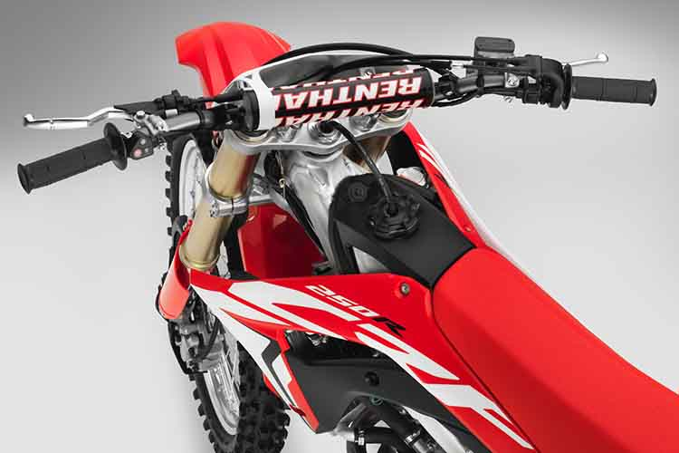 2018 Honda CRF250R handle