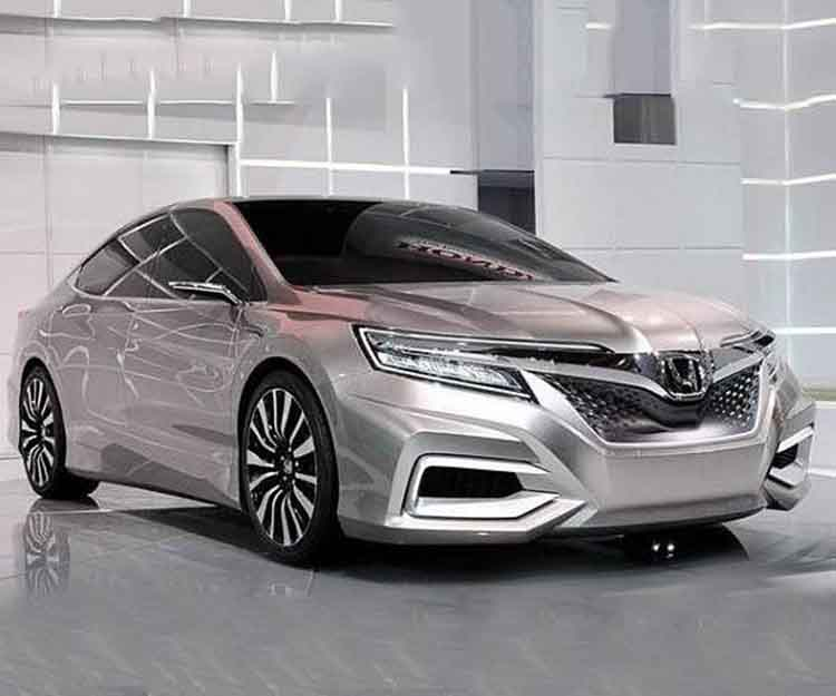 2019 Honda Accord Sedan front