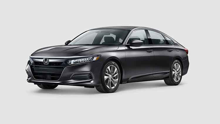 2019 Honda Accord Sport front
