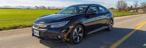 2019 Honda Civic Sedan side