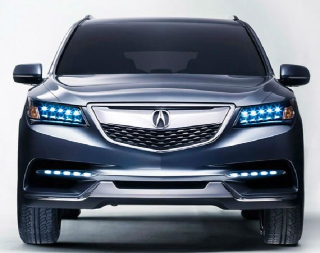 Image Result For Acura Mdx Rumors