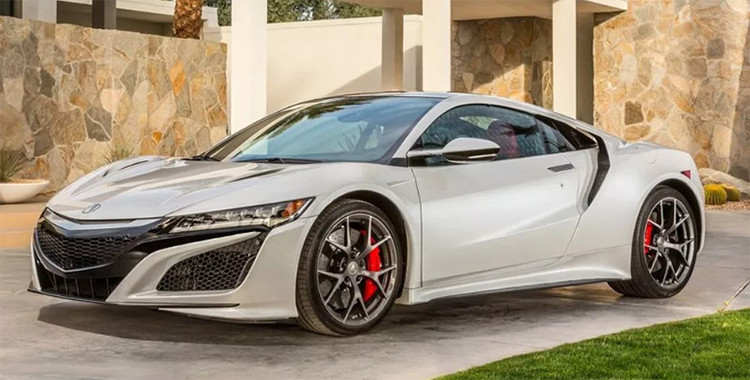 2020 Acura NSX Type R release date